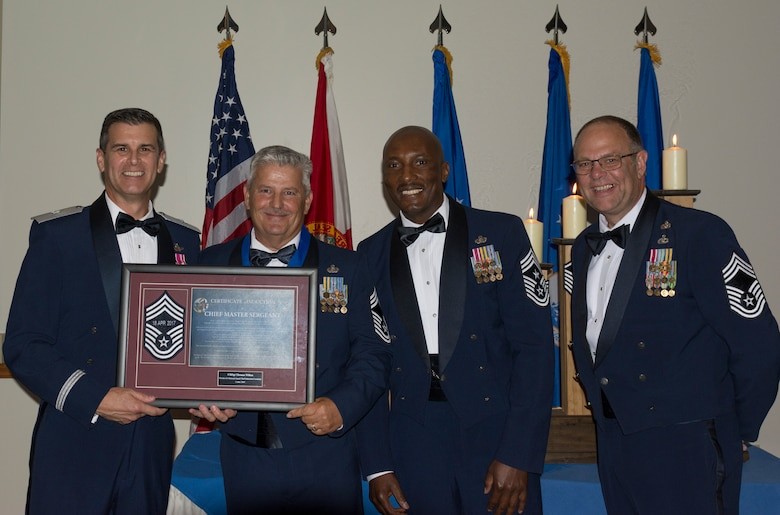 Florida Guard inducts new chiefs