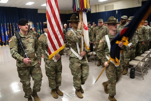 New commander takes reins of 108th Training Command