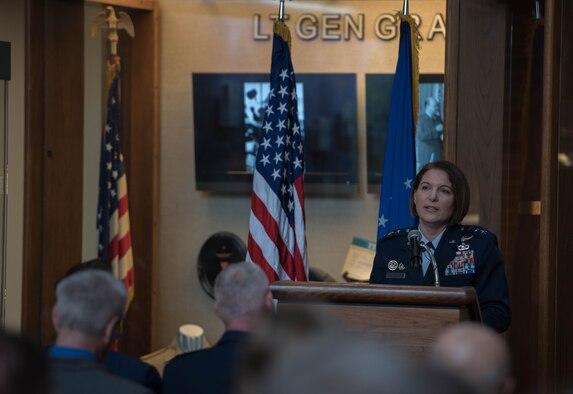 Lt. Gen. Mary O'Brien