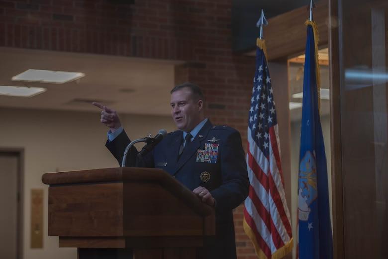 Brig. Gen. Chad Raduege