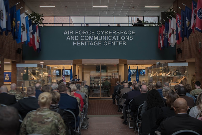 Cyberspace and Communications Heritage Center designation