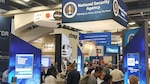 Photo of NSA booth at RSA 2019