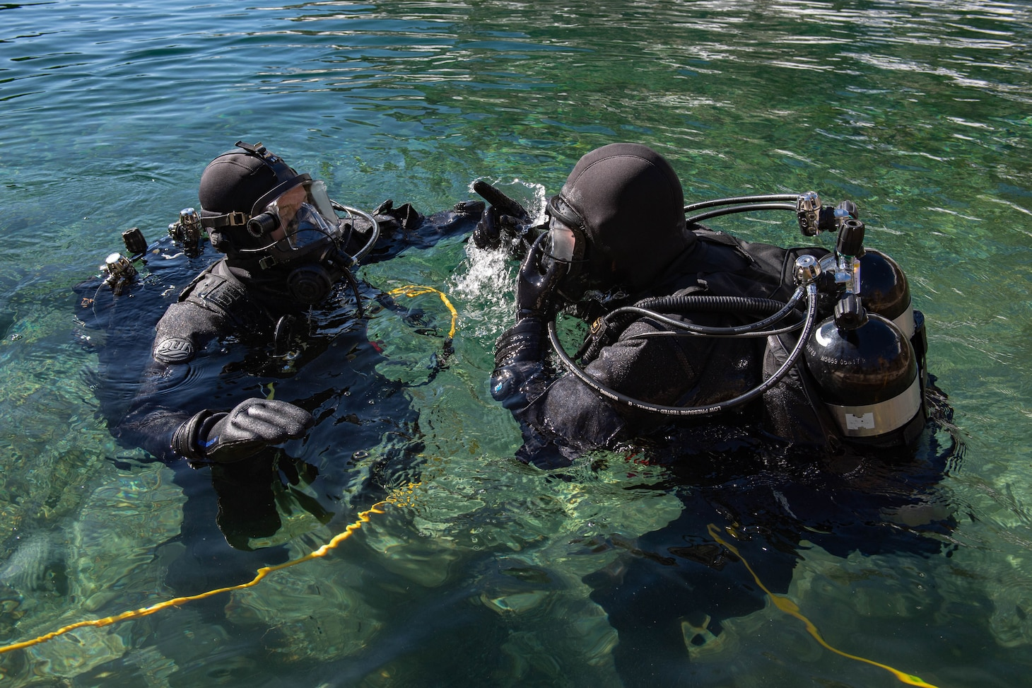 EODMU8; CBA; C6F; CTF68; Divers