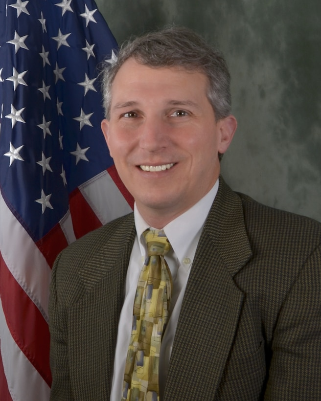 Dr. Richard Vaia of the Air Force Research Laboratory's Materials and Manufacturing Directorate was recently elected a member to the National Academy of Engineering. (U.S. Air Force photo)