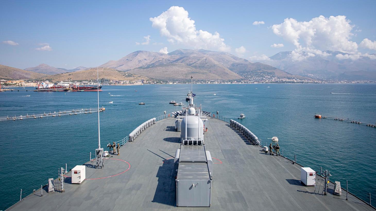U.S. 6th Fleet 70th