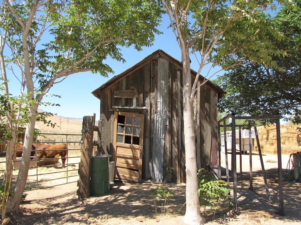 Melvin's House