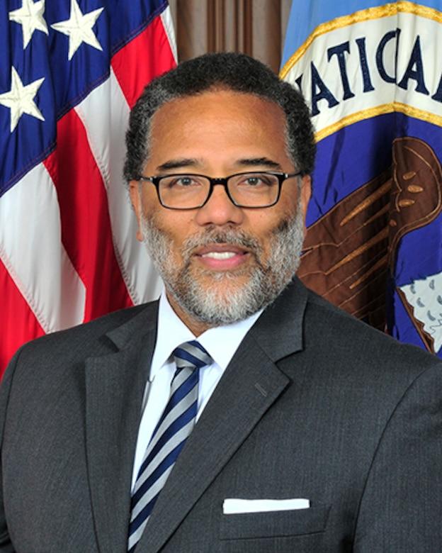 Official photo of NSA's former EXDIR Harry Coker