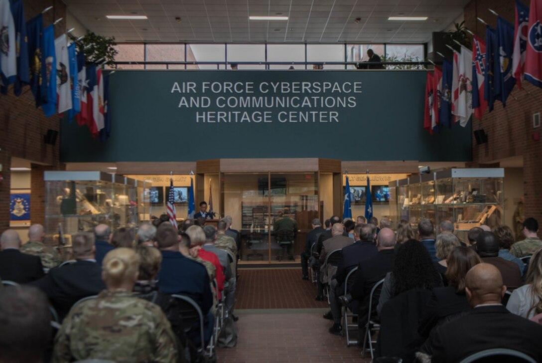 Heritage Center Commemoration