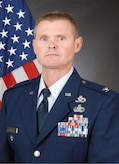 Official biography photo for Col. Gregg Russell.