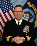 Rear Admiral Joseph DiGuardo Jr.