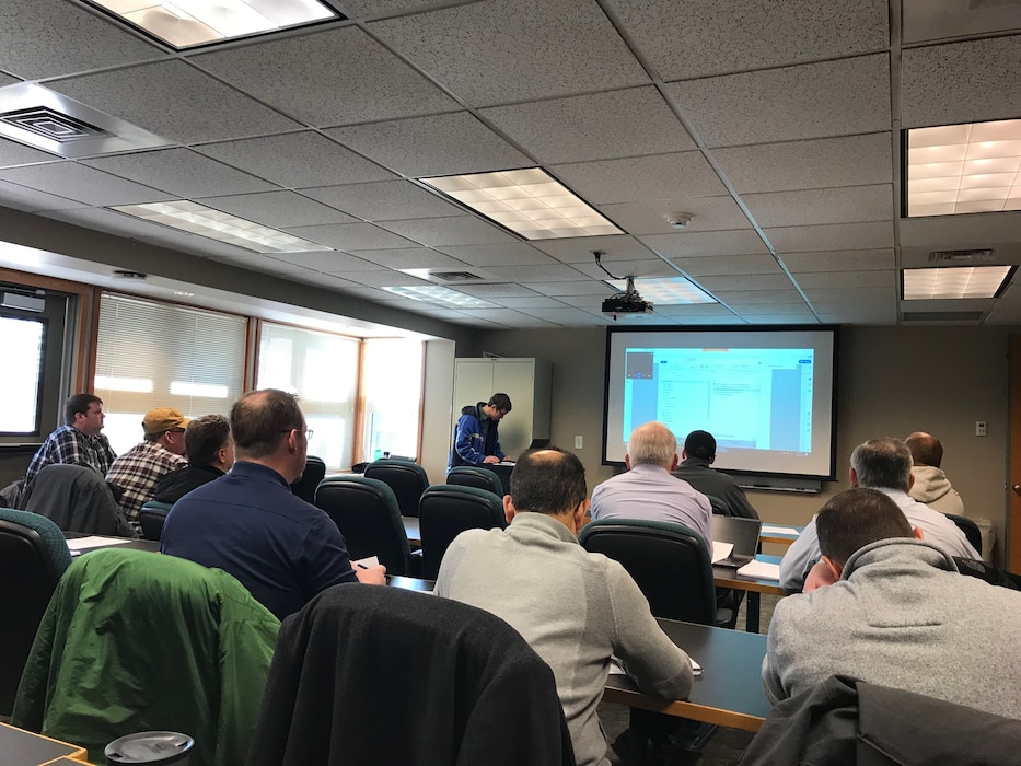 "Due to a significant portion of the levee being inaccessible, a pre-bid ""virtual"" site visit for the L-536 levee repair project was held on February 13, 2020."