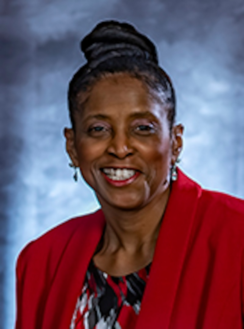 Picture of Michele Thrower-Shank.