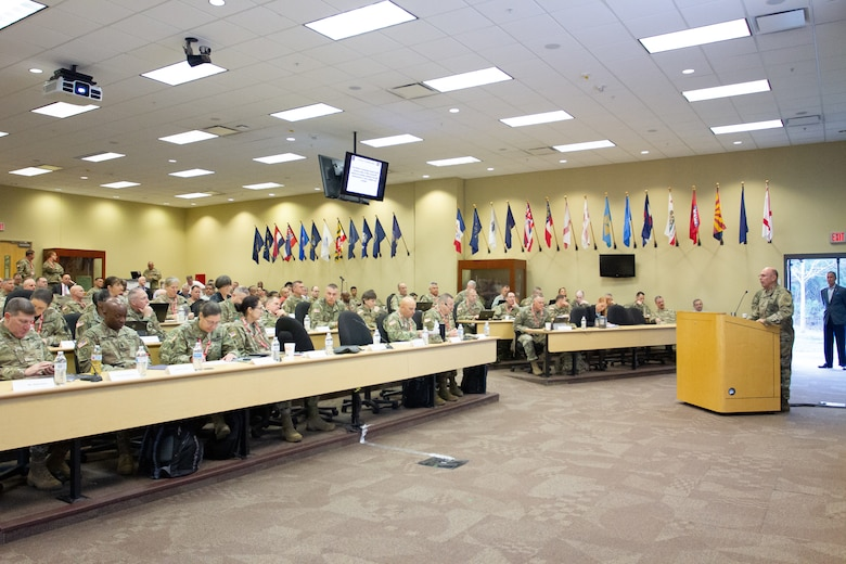 81st Readiness Division hosts Effects Coordination Board to maximize collaboration, increase efficiencies among readiness divisions