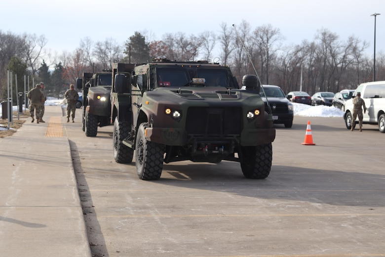 Chief of Army Reserve visits Fort McCoy