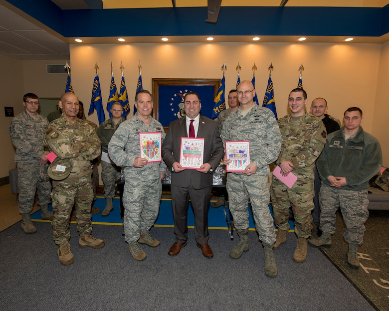 Valentines for vets