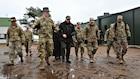 U.S. Ambassador to Lithuania visits U.S. Soldiers