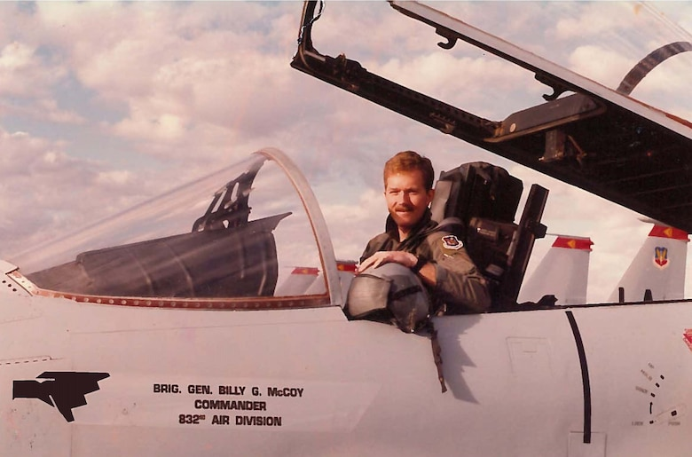 Staff Sgt. Jim Cagle prepares for takeoff in his Louisiana Air National Guard F-15A Eagle in an undisclosed location. Cagle served as a weapons systems officer with the F-4C Phantom II prior to becoming a fighter pilot.  (U.S. Air Force courtesy photo)