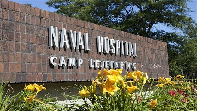 Image of Naval Hospital Camp Lejeune, N.C.