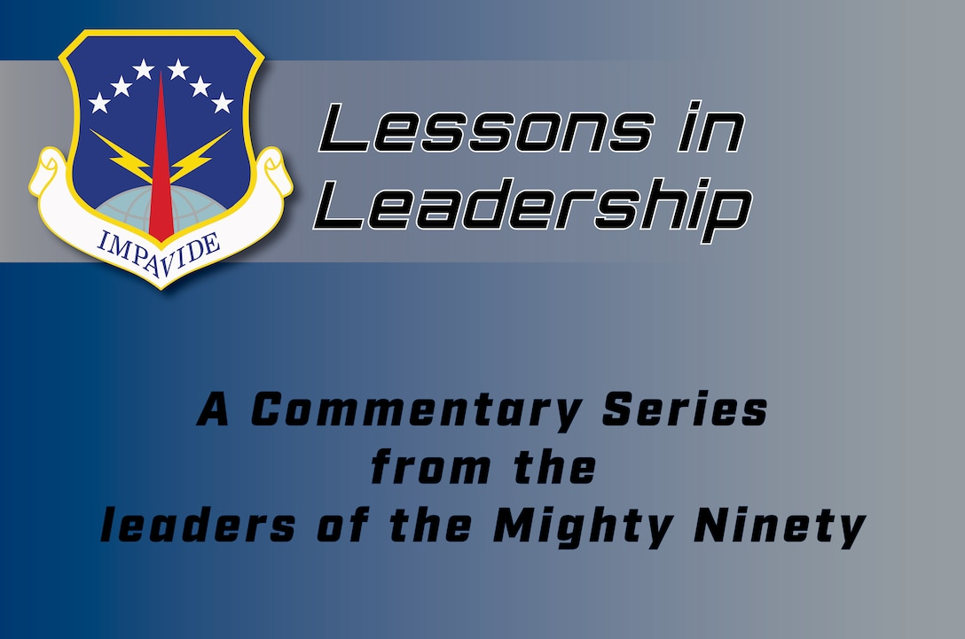 Graphic for Leadership Commentary Series