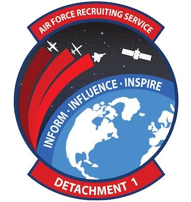 AFRS Det. 1 logo