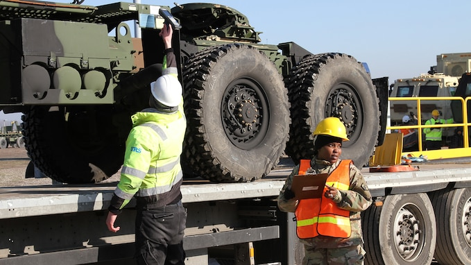 European based U.S. Army Reserve Soldiers support DEFENDER-Europe 20