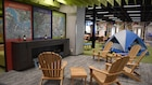 U.S. Army Garrison Benelux's newest morale, welfare and recreation facility, the Hub