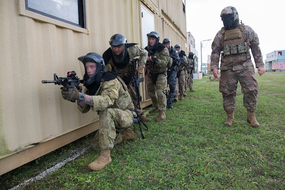 US, Japanese, Australian Forces Train Together during Pacific Defender 20-1