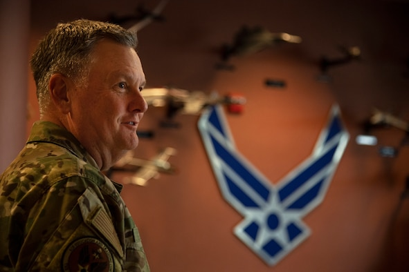AETC Command Team visits Sheppard AFB