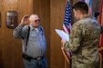 At the age of 79, David Jager is likely the oldest enlistment in Utah National Guard history. Jager's military record states that his Utah Guard career began on May 6, 1963 in Salt Lake City, at the age of 28, but he didn't actually swear-in until Feb. 20, 2020, almost 57 years later.