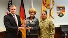 USAG RP Army Professional receives prestigious headquarters achievement award