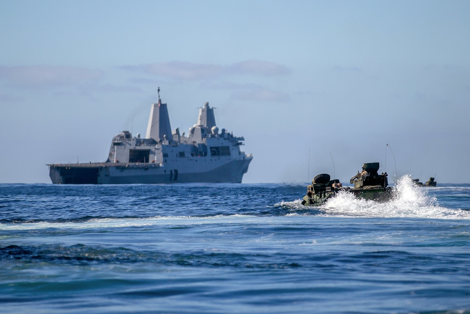U.S. Sailors, Marines Train Alongside Japanese Soldiers in Exercise Iron Fist