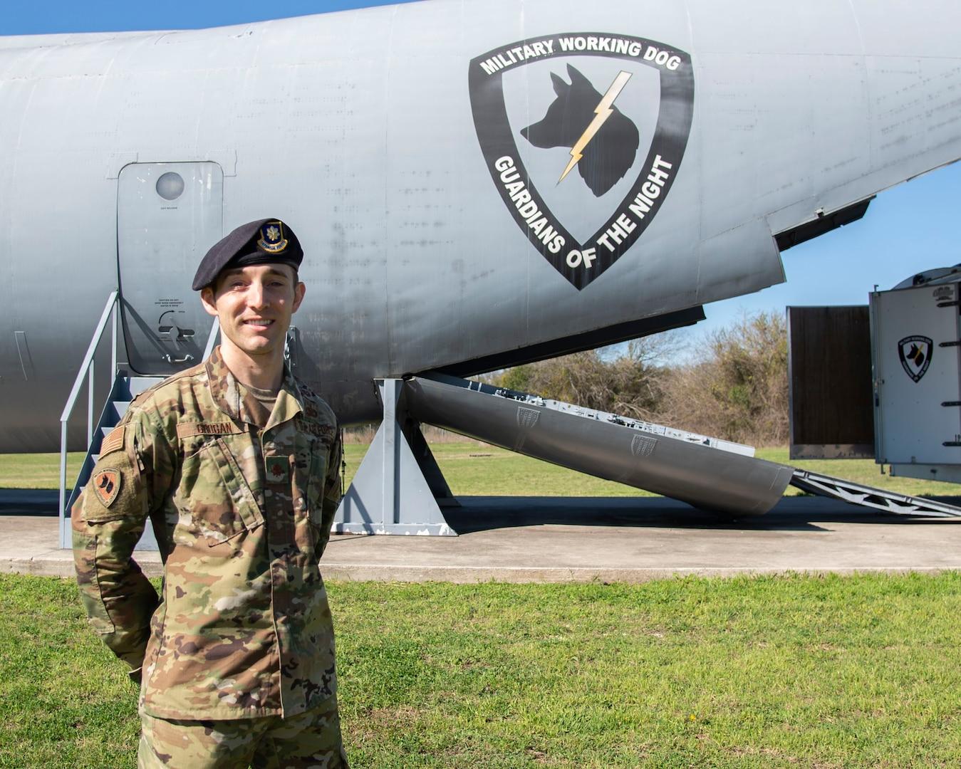 Maj. Tate Grogan