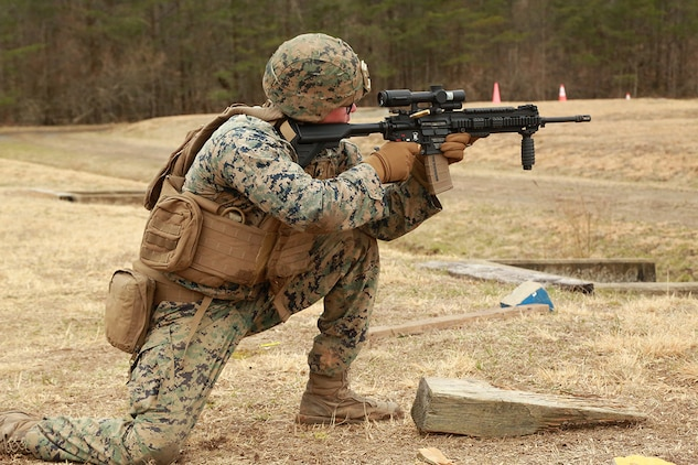MCSC awards contract to produce the Squad Common Optic