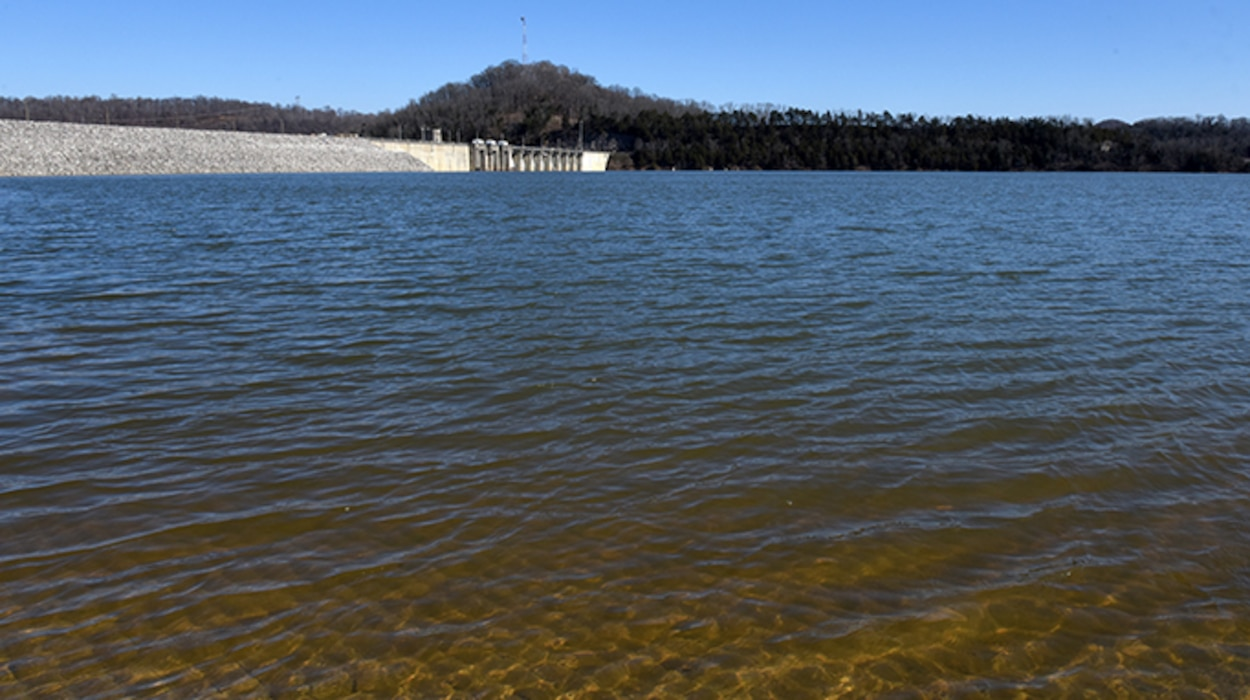 The U.S. Army Corps of Engineers Nashville District has received approval to return Center Hill Lake to normal operations, which means that lake levels will be on the rise for the upcoming recreation season. (USACE photo by Lee Roberts)