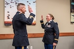 Distribution's Johnson promoted to Army Lt. Col.