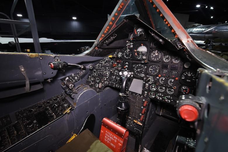 Lockheed SR-71A Aircraft
