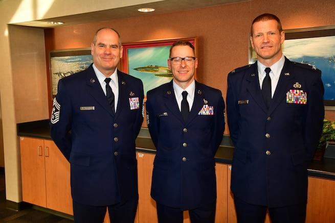 Master Sgt. Richard Kaufman, Minnesota Air National Guard Airman of the Year