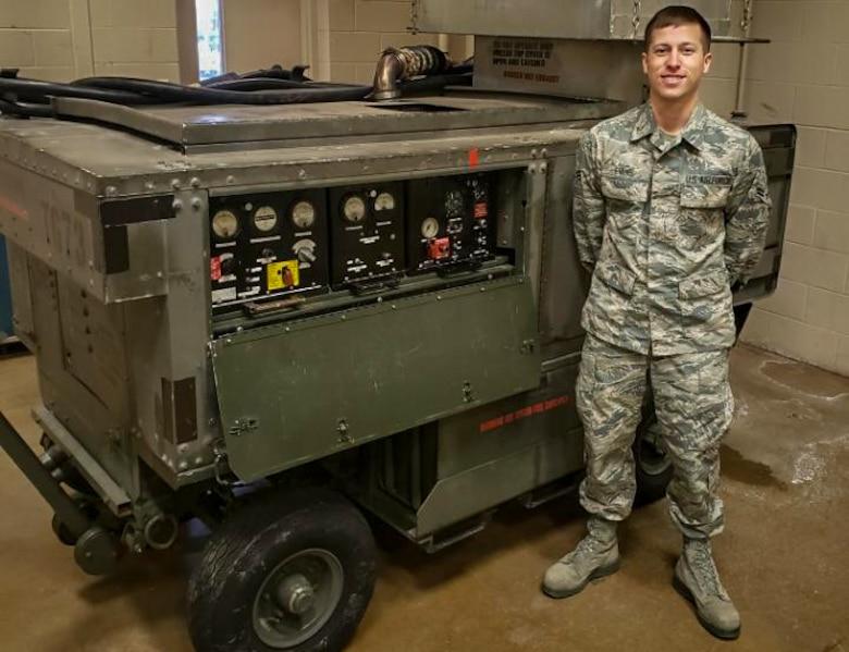 Ohio Air National Guardsman aces AGE course