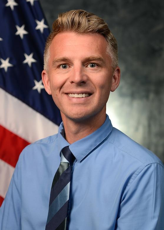 Mr. Gabriel Laramie, 50th FSS deputy commander