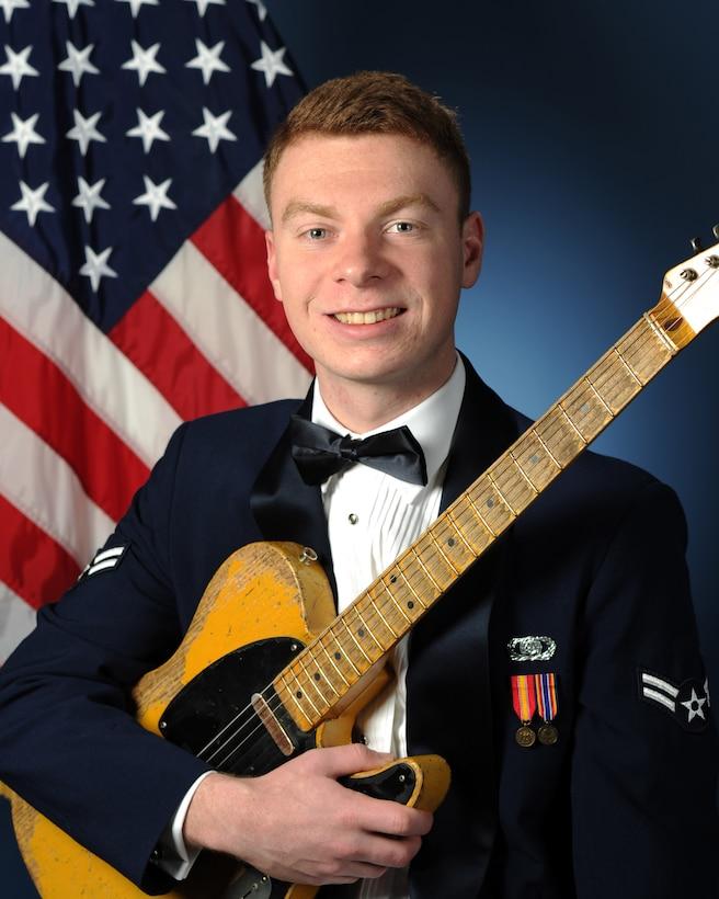 Official Photo of A1C Brendan Malloy