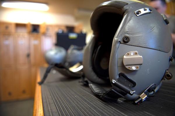 Pilot helmets