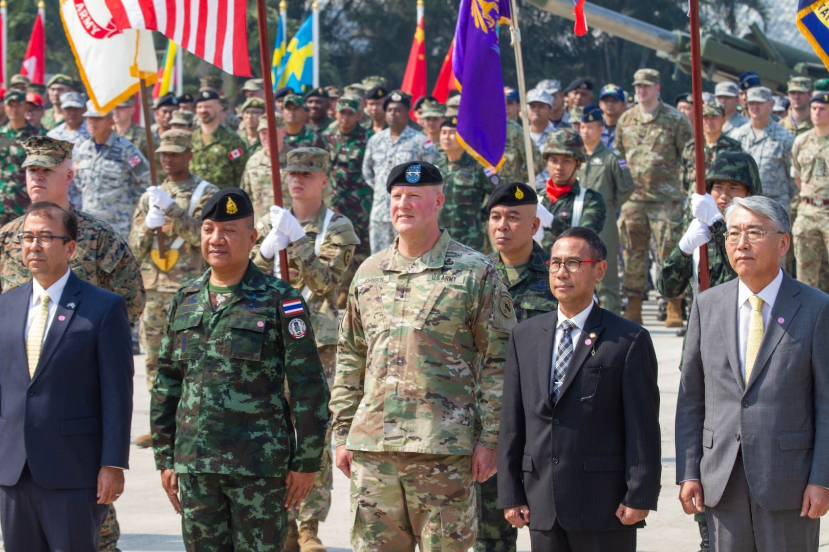World's Longest-running Military Exercise Commences in Thailand