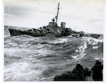 A scan of a photo of CGC Duane
