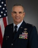 This is an official photo of Col. Rick L. Mutchler, 137th Special Operations Wing Vice Wing Commander. (U.S. Air National Guard photo by Senior Master Sgt. Andrew M. LaMoreaux)