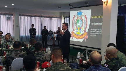 Cobra Gold 20: Humanitarian Assistance and Disaster Response Exercise Underway