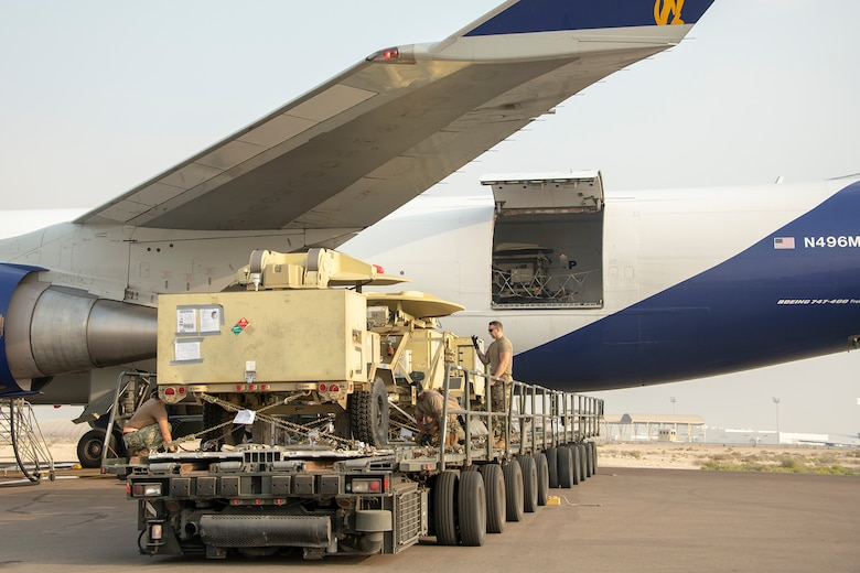 Air Force, Navy, Marines LRS prepare for Native Fury