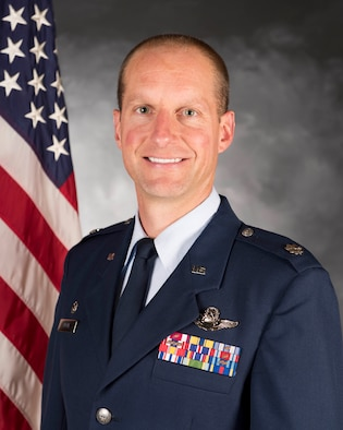 Lieutenant Colonel Joseph A. Knothe is the commander, 420th Air Base Squadron.