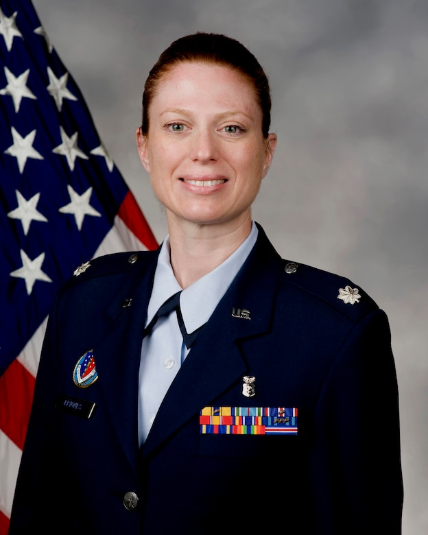 U.S. Air Force Lt. Col. Alice Briones, Armed Forces Medical Examiner System deputy director, has been named director of AFMES, effective February 21, 2020, making Briones the first female director. U.S. Army Lt. Gen. Ronald Place, Defense Health Agency director, selected Briones after she served as deputy director of AFMES since April 2017. (U.S. Air Force photo)