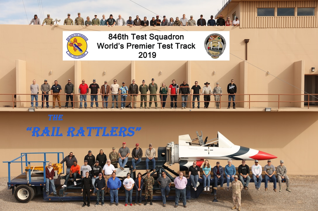 846th Test Squadron world's premier test track
