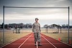 U.S. Air Force Staff Sgt. Marcee Lettinga, a services technician with the 110th Force Support Squadron, Michigan Air National Guard, shown Jan. 4, 2020, says her search for family, dedication, loyalty and teamwork motivated her toward military service.